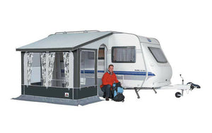 2019 Dorema Oslo 2 All Season Caravan Porch Awning