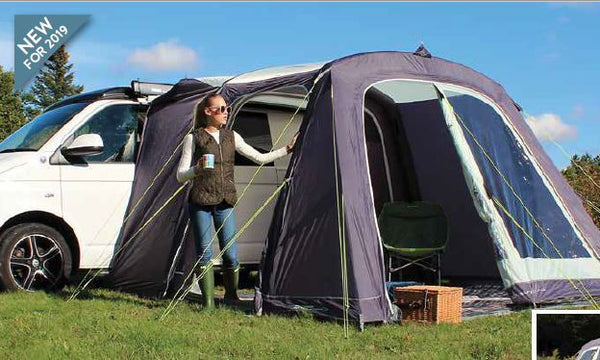 2020 Outdoor Revolution Turismo Air Freestanding Motorhome Awning