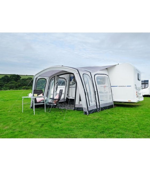 2020 Vango Sonoma II 250 Inflatable Caravan Porch Awning