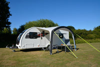 2020 Kampa Sunshine Air Pro 300 Inflatable Caravan Sun Canopy