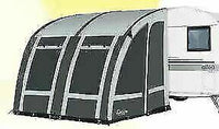 2019 Starcamp Magnum Air Force 260 Touring Inflatable Caravan Porch Awning