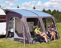 2020 Outdoor Revolution E-Sport Air 325 XL Inflatable Motorhome Awning