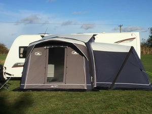 Sunncamp Advance Air Junior Inflatable Caravan Porch Awning 2017 Clearance