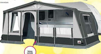 2019 Dorema Horizon Air All Season Inflatable Caravan Awning Size 10 (875-900cm)