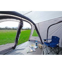 Load image into Gallery viewer, 2019 Vango Siesta Low (180-210cm) Inflatable Fixed Motorhome Awning