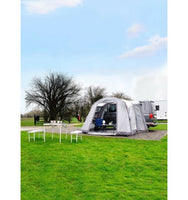 2020 Vango Palm Low (180-210cm) Inflatable Freestanding Motorhome Awning