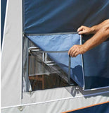 2019 Inaca Alpes 420 Winter Porch Awning