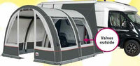 2019 Dorema Traveller Air All Season Size 2 Freestanding Motorhome Awning
