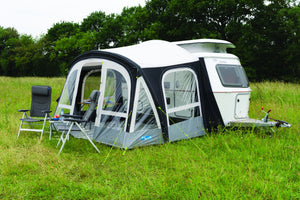 2019 Kampa Pop Air Pro 340 Inflatable Caravan Porch Awning