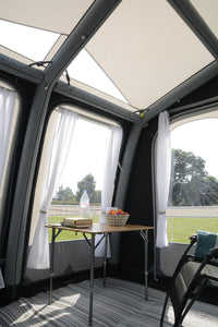 2019 Kampa Rally Air Pro 260 Inflatable Caravan Porch Awning