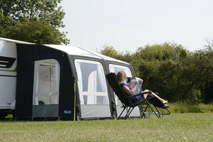 2020 Kampa Rally Air Pro 330 Inflatable Caravan Porch Awning