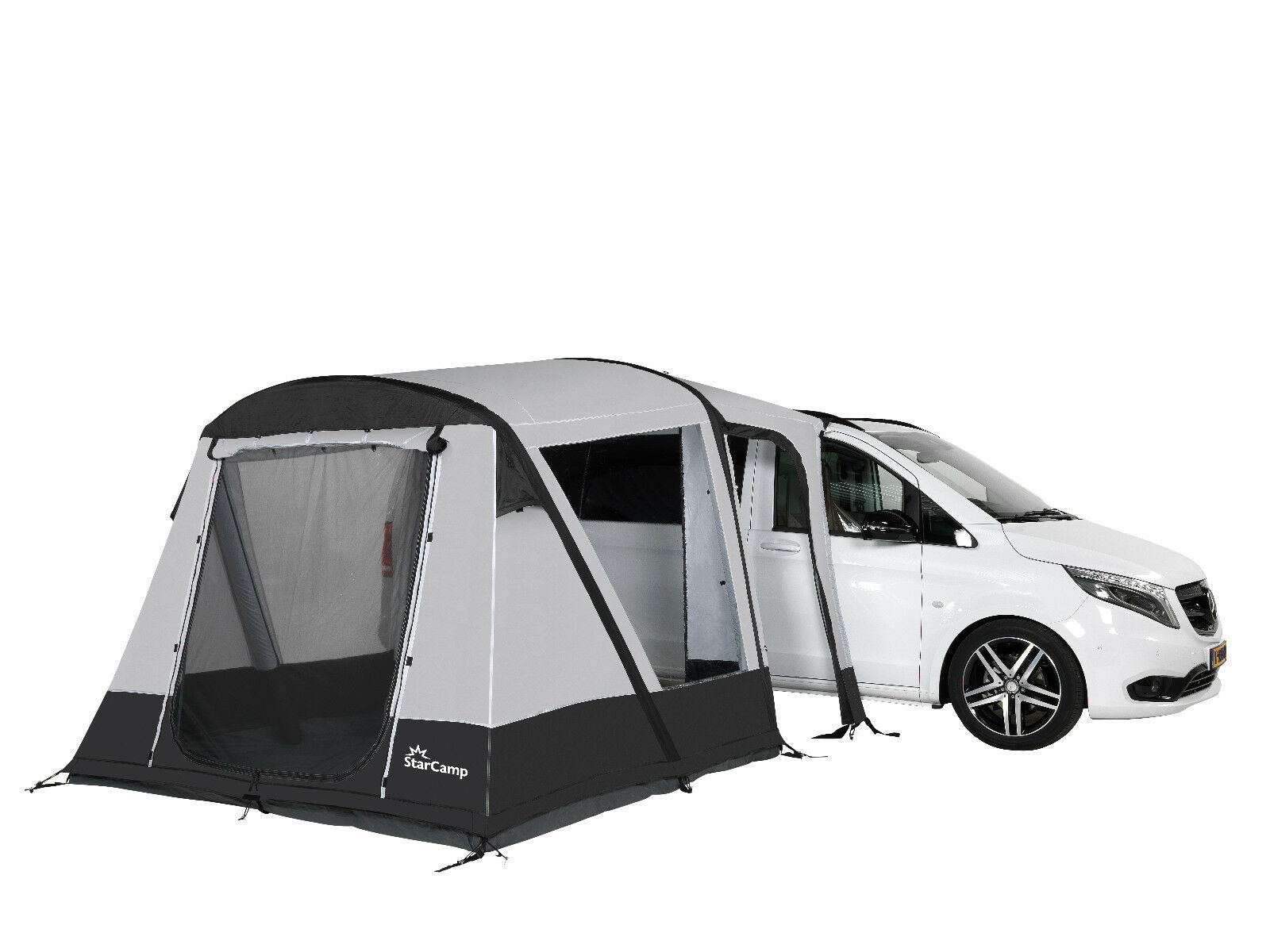 2019 Starcamp Quick'N Easy Air 265 MHA Inflatable Motorhome Awning