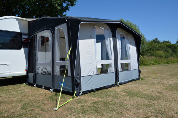 2019 Kampa Club Air Pro 330 Inflatable Caravan Porch Awning