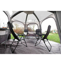 Load image into Gallery viewer, Vango Airhub Hexaway II Low (180-210cm) Inflatable Freestanding Motorhome Awning
