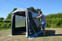 2020 Kampa Store Air Storage Tent