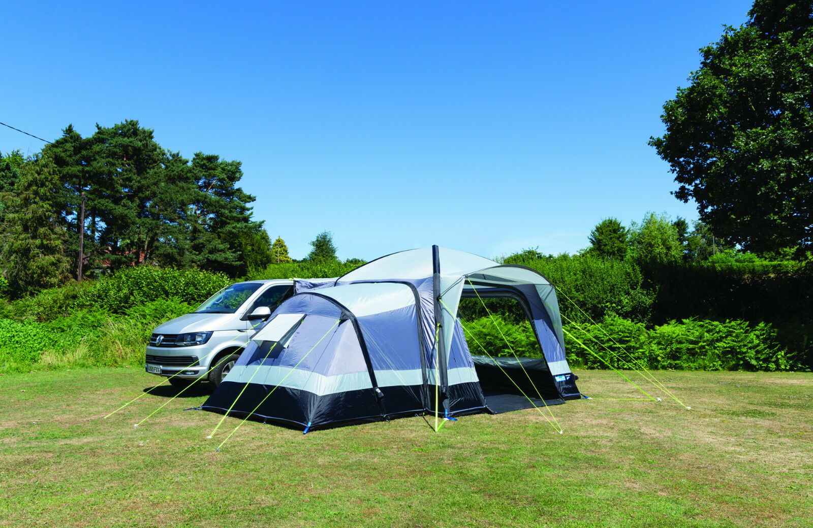 2019 Kampa Cross Air ANNEX WITH INNER TENT