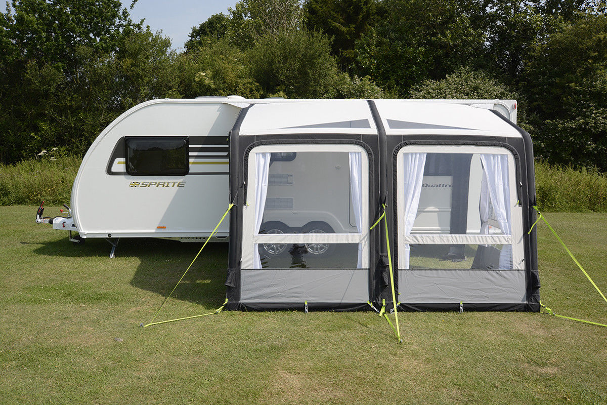 2019 Kampa Rally Air Pro 330 Inflatable Caravan Porch Awning
