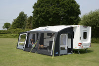 2019 Kampa Rally Air Pro 390 Plus LEFT Inflatable Caravan Porch Awning