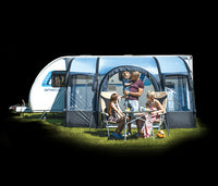Royal Loxley Air 390 Inflatable Touring Caravan Porch Awning CLEARANCE