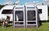 2020 Outdoor Revolution Elise 260 Inflatable Caravan Porch Awning