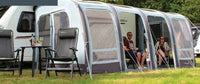 2020 Outdoor Revolution Elise 520 Inflatable Caravan Porch Awning