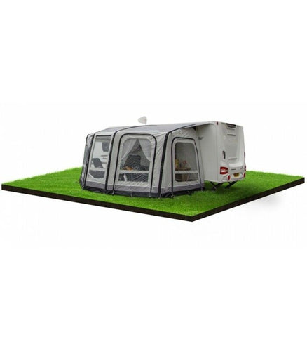 Vango Kalari II 380 Inflatable Caravan Awning 2018 with Carpet and Skyliner