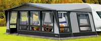 2020 Inaca Stela 350 Caravan Awning Size 1075cm, Steel Frame