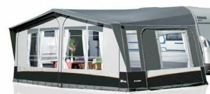 2019 Inaca Fjord 300 Silver Caravan Awning Size 1225cm, Steel Frame