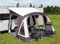2019 Outdoor Revolution Elan 340 Inflatable Caravan Porch Awning CLEARANCE!!