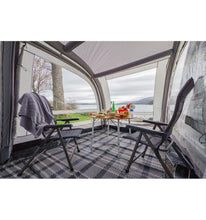 Load image into Gallery viewer, 2019 Vango Varkala Connect II 420 Inflatable Caravan Porch Awning
