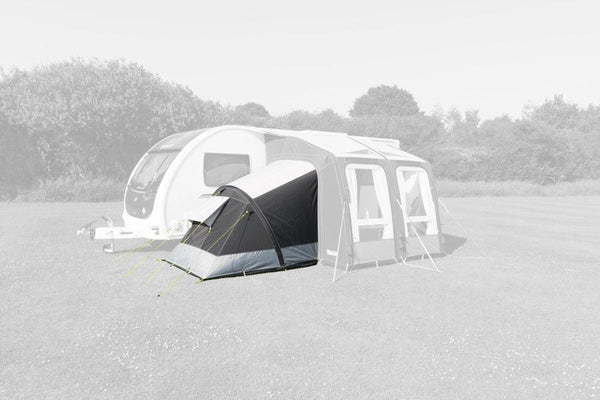 2020 Kampa Pro Air Standard Annex With Inner Tent