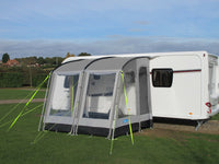 2020 Kampa Rally 260 Lightweight Caravan Porch Awning