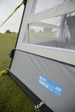 Load image into Gallery viewer, 2019 Kampa Frontier Air Pro 400 Inflatable Caravan Porch Awning