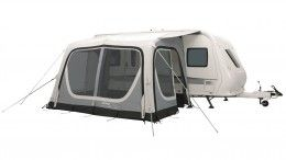 Outwell Pebble 360a Inflatable Caravan Awning, Inner Roof & Carpet