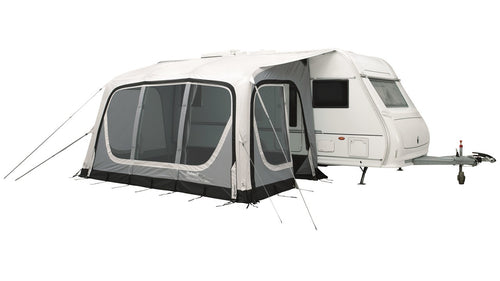 Outwell Pebble 420a Inflatable Awning, Roof, carpet & mesh Panels