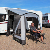 2020 Outdoor Revolution Porchlite 200 Caravan Porch Awning