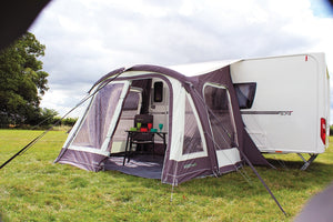 2019 Outdoor Revolution Elan 280 Inflatable Caravan Porch CLEARANCE!!Awning