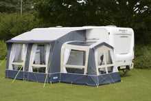 Load image into Gallery viewer, Kampa Classic Air Expert 380 Inflatable Caravan Porch Awning