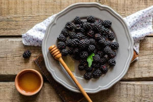Blackberry Peppercorn Agrodolce