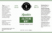 Load image into Gallery viewer, Jalapeno Mint Agrodolce