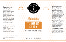 Load image into Gallery viewer, Turmeric Curry Agrodolce