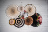 Botanical Party Decorative Fan Backdrop