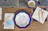 Purple and Blue Space Party Tableware