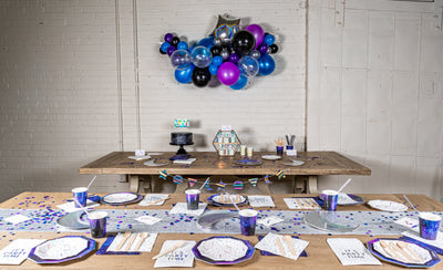 Cosmic Space Party Decor Kit