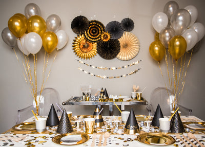 New Years Eve Party Decor Kit
