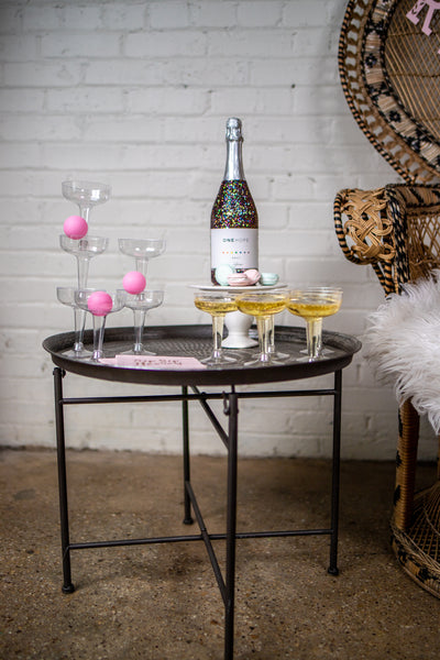 Bachelorette Party Prosecco Pong Game