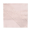 Blush and Rose Gold Foil Lunch Napkins