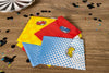 Super Hero Party Favor and Treat Bags