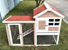 Load image into Gallery viewer, My Pet Companion Standard Rabbit Hutch