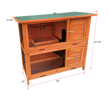 Load image into Gallery viewer, My Pet Companion 2 Story Rabbit Hutch